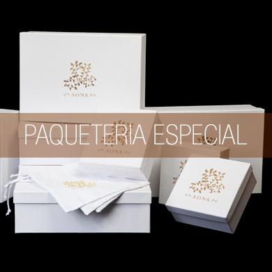 Paquetería especial